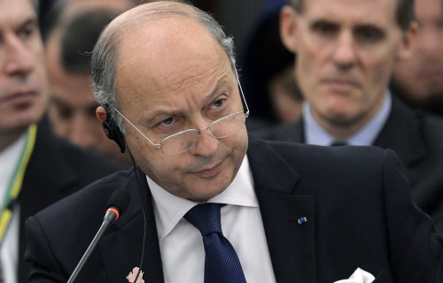 Fabius,Syrie,armes chimiques